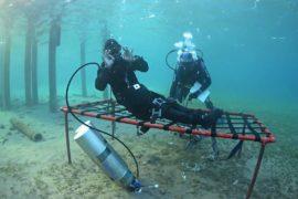 Иорданец провёл под водой 24 часа