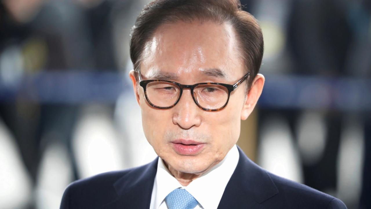 Арестован экс-президент Южной Кореи Ли Мён Бак