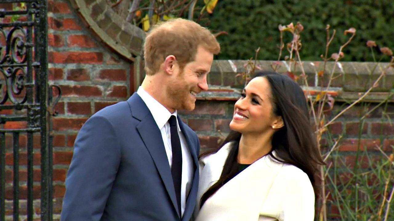 Принц Гарри и его невеста пригласили на свою свадьбу 600 гостей