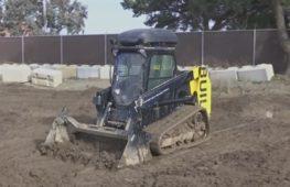 Роботы и беспилотные тракторы помогают строить быстрее и дешевле