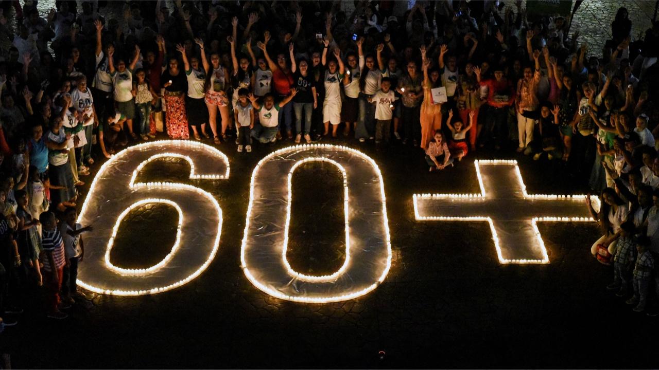 От Парижа до Манилы: в мире отметили Час Земли