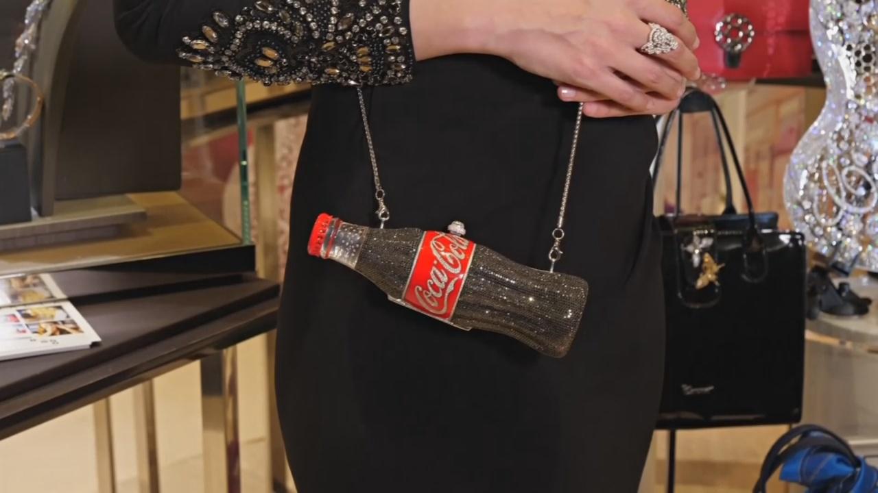 Выставка Baselworld: сумочку украсили 9888 бриллиантами