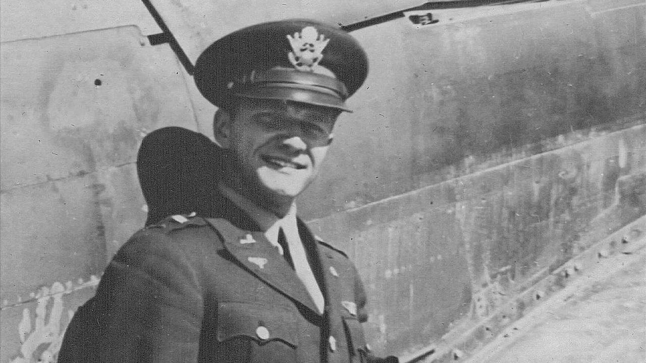 Пилот «вернулся» на родину через 74 года после гибели во Франции