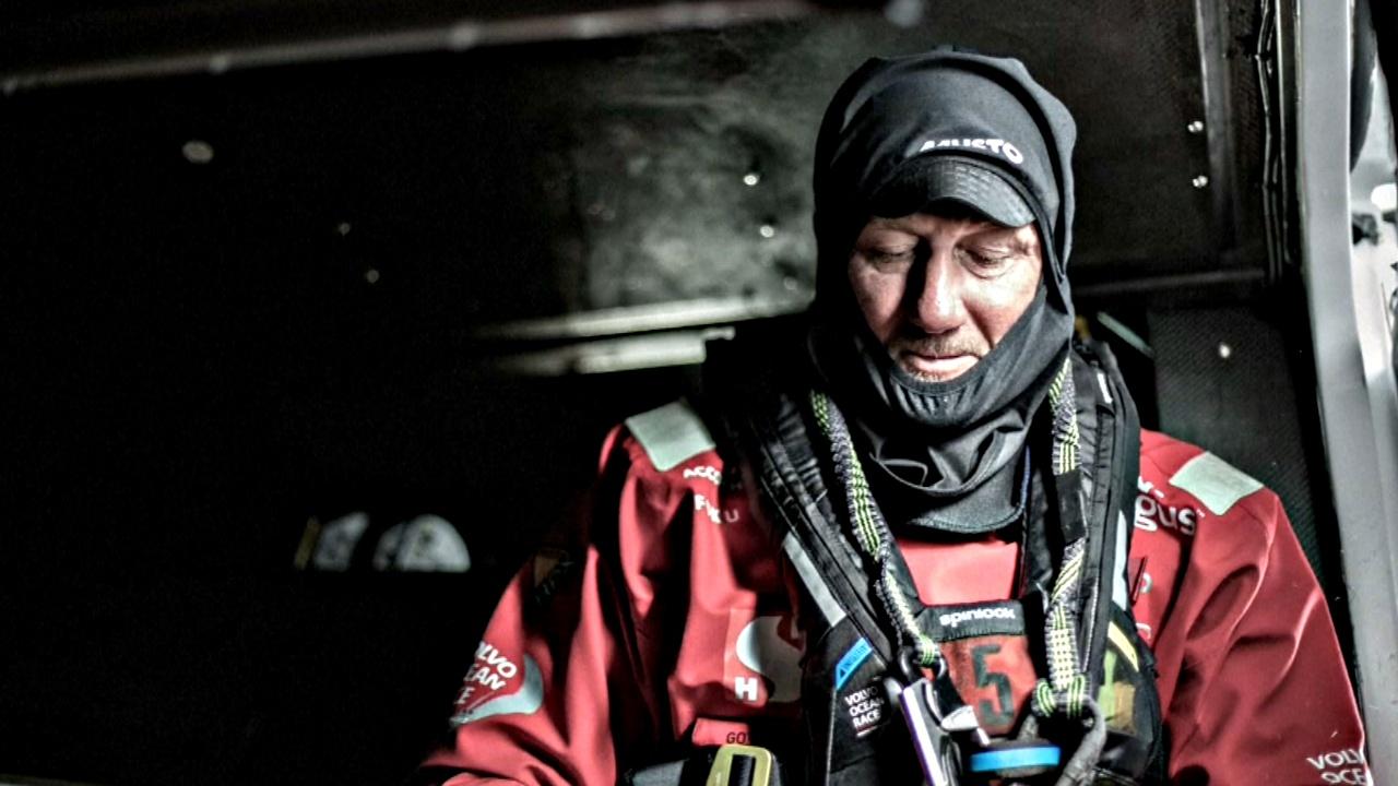 Британский яхтсмен пропал в океане во время Volvo Ocean Race