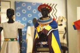 Мода племён Африки на выставке в Москве