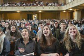В университете в США читают лекции по счастью