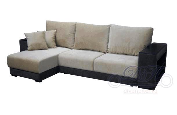 Угловой диван Монако от фабрики ДиванПитер