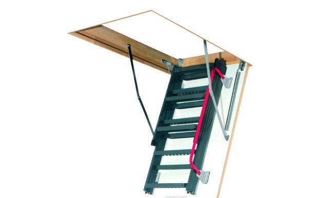 Лестница на чердак – популярные бренды