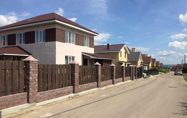 Коттеджный посёлок: современный формат загородной жизни