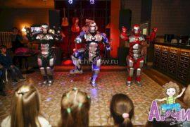 ТОП-5 детских шоу-программ на день рождения
