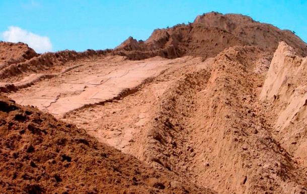 Этот незаменимый в строительстве песок