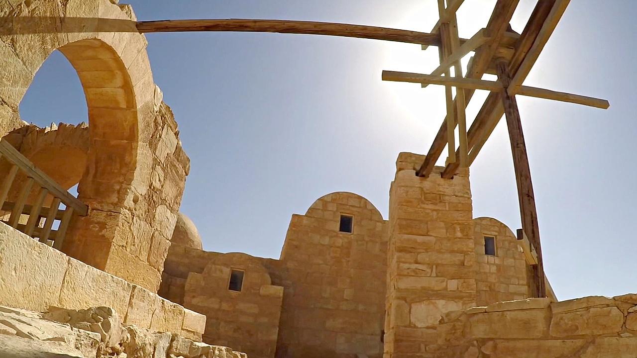 Крепость халифов и христианская церковь: Иордания ждёт туристов