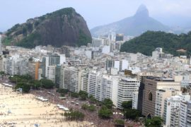 Боливийское землетрясение ощутили в Бразилии