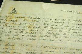 Голоса из морской бездны: в Лондоне показали письма с потопленного судна