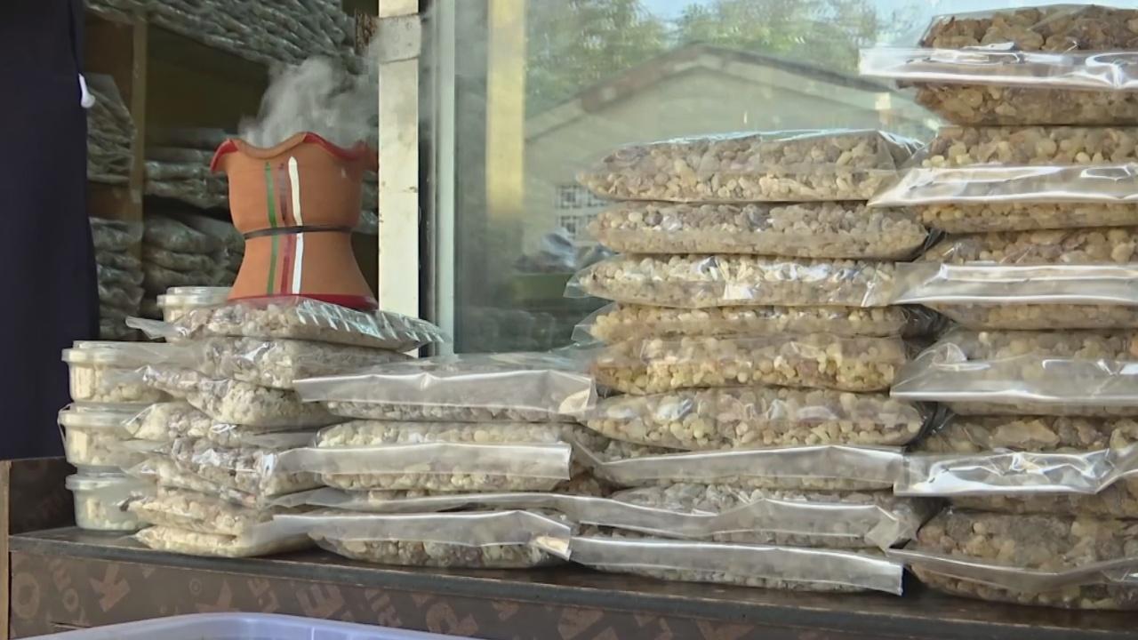 В Омане пытаются сохранить производство ладана