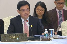 Министры финансов АСЕАН обсудили состояние региональной экономики