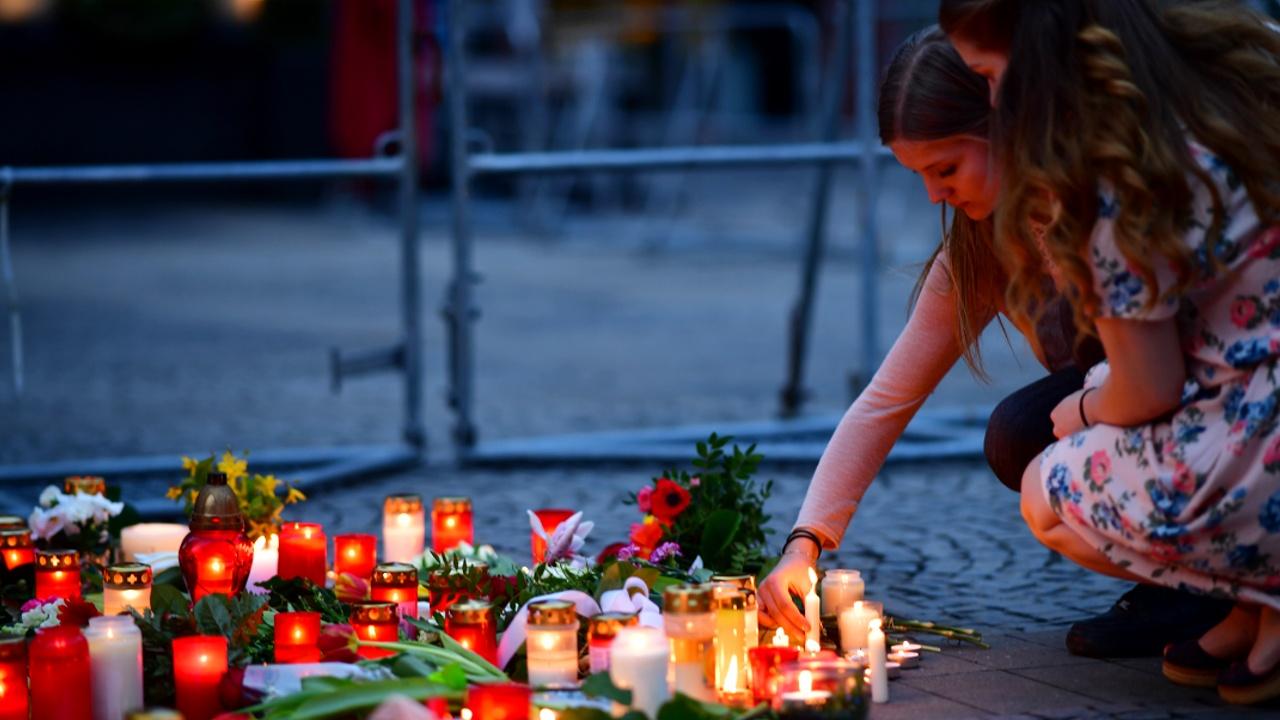 Нападение в центре Мюнстера: город потрясён