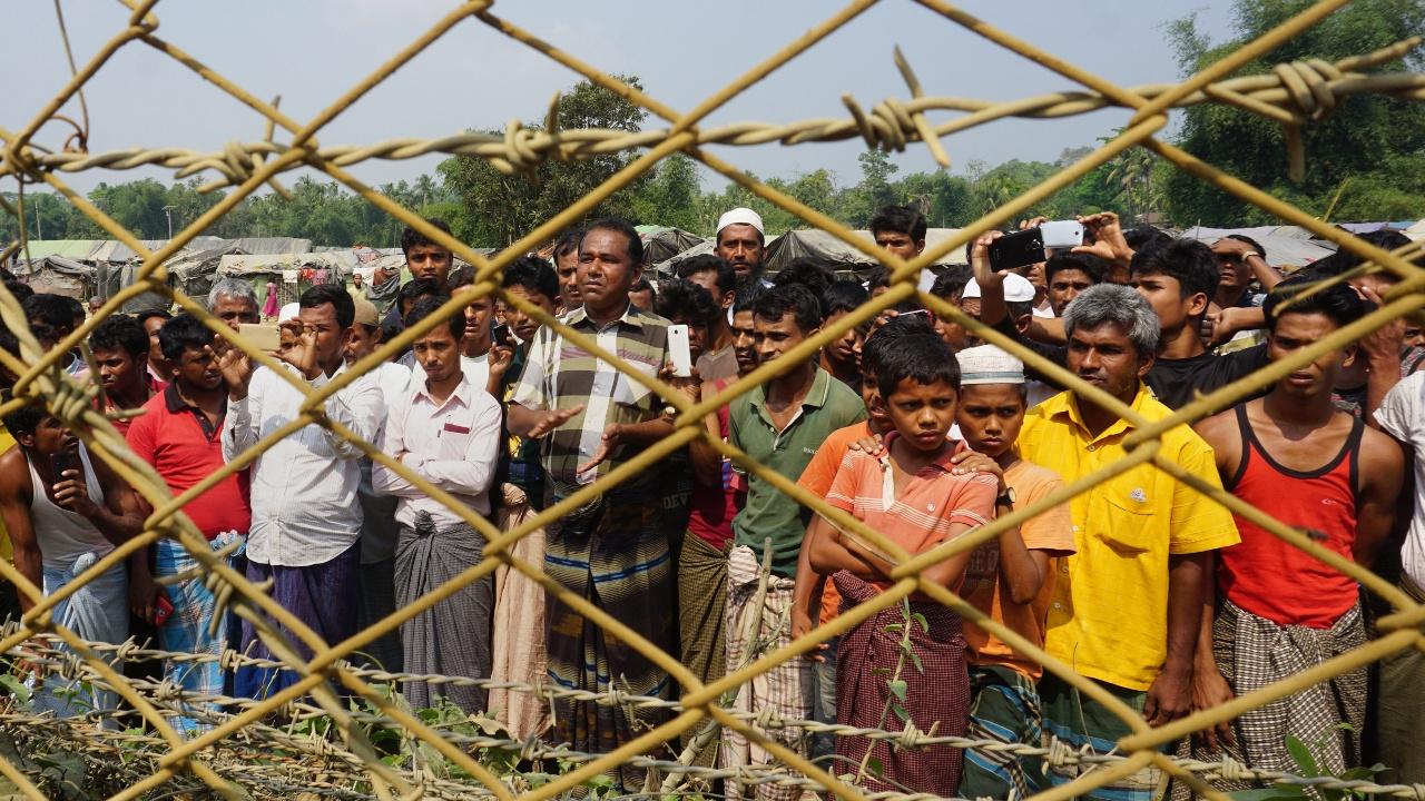 ООН: Мьянма не готова принимать обратно беженцев-рохинджа