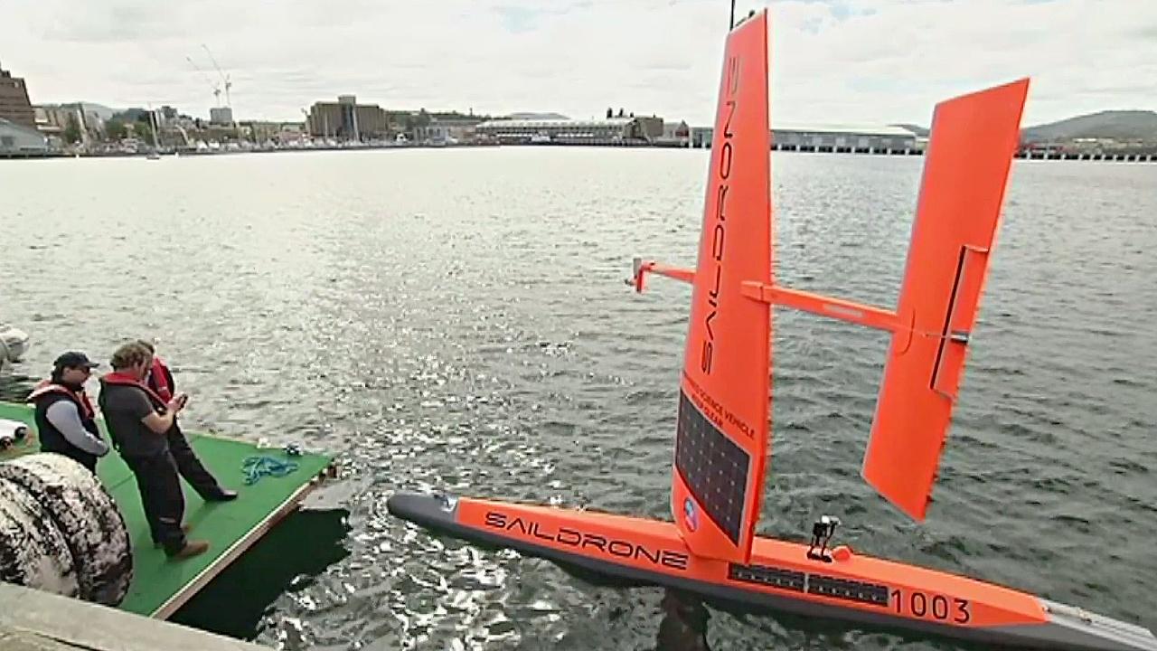 Беспилотные плавучие дроны будут собирать данные о состоянии океанов