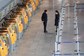 В Германии из-за забастовок отменяют десятки авиарейсов
