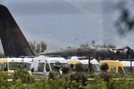 Авиакатастрофа в Алжире: 257 погибших