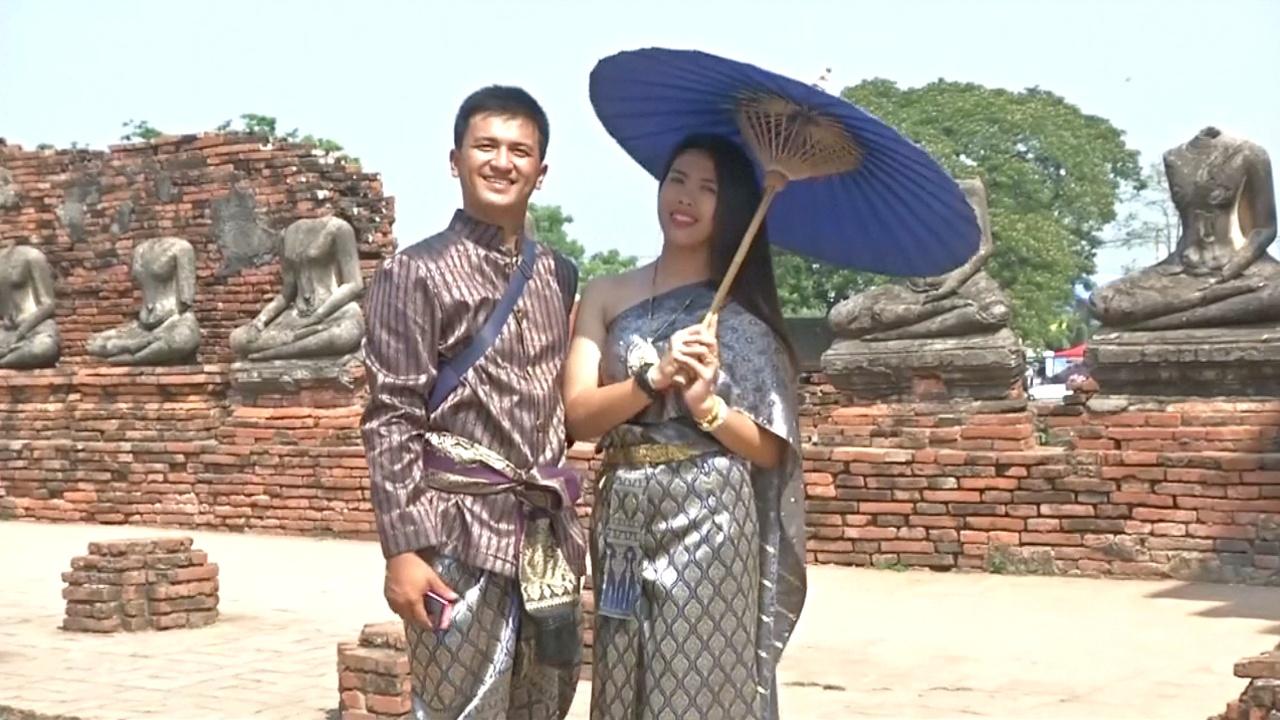 Сериал возродил моду на традиционные наряды