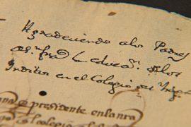 Письма Карла V и мексиканских священников выставят на торги