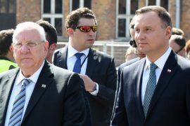 Президенты Польши и Израиля возглавили «Марш живых» в Освенциме