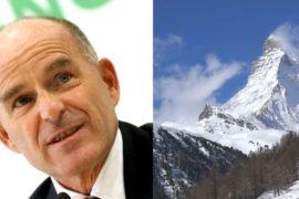 В Альпах продолжают искать пропавшего миллиардера-лыжника
