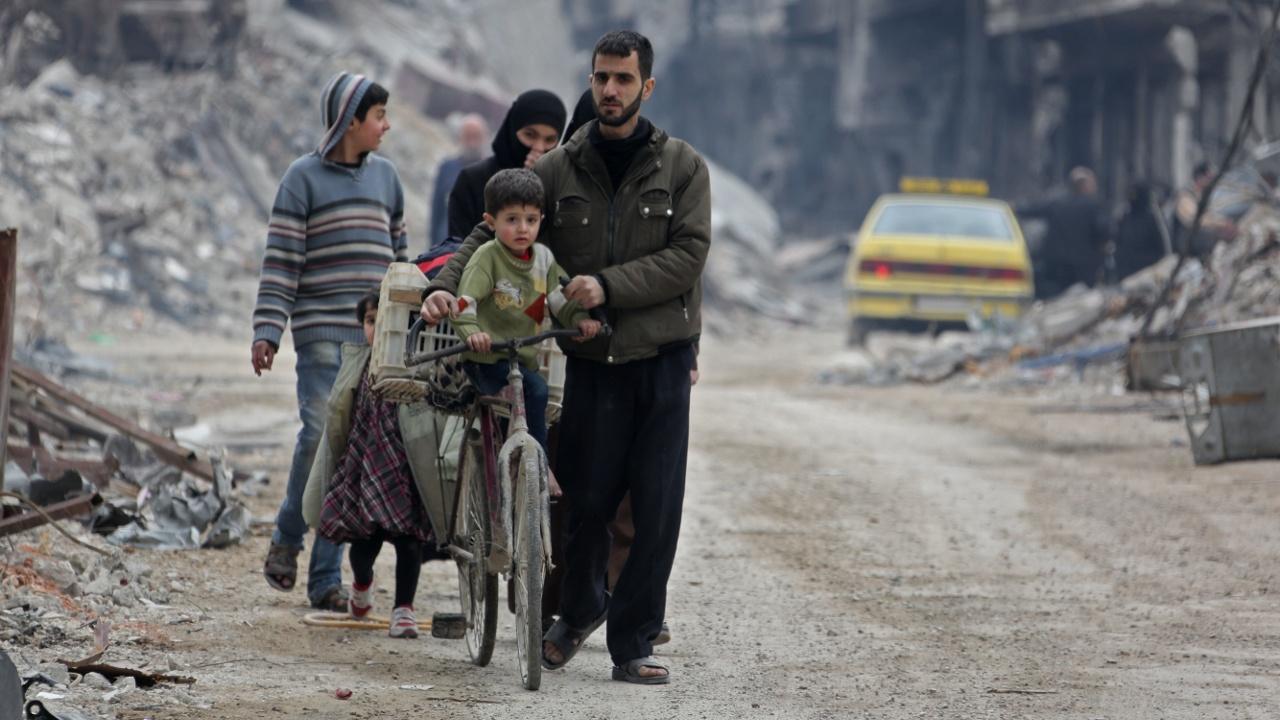 ООН надеется получить доступ к 100 тысячам жителей сирийской Думы