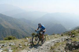 Гонки на горных велосипедах прошли в индийской Шимле