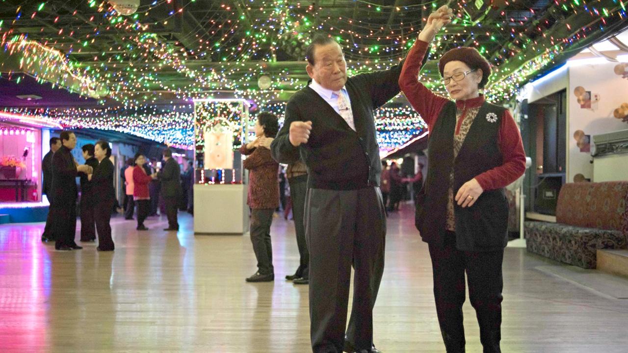 Стареющая Корея: как танцы помогают пожилым развеяться и забыть о проблемах