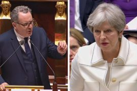 В парламентах Франции и Великобритании обсудили удары по Сирии