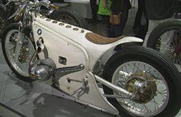 Мотоциклы с «душой» представили на выставке в США