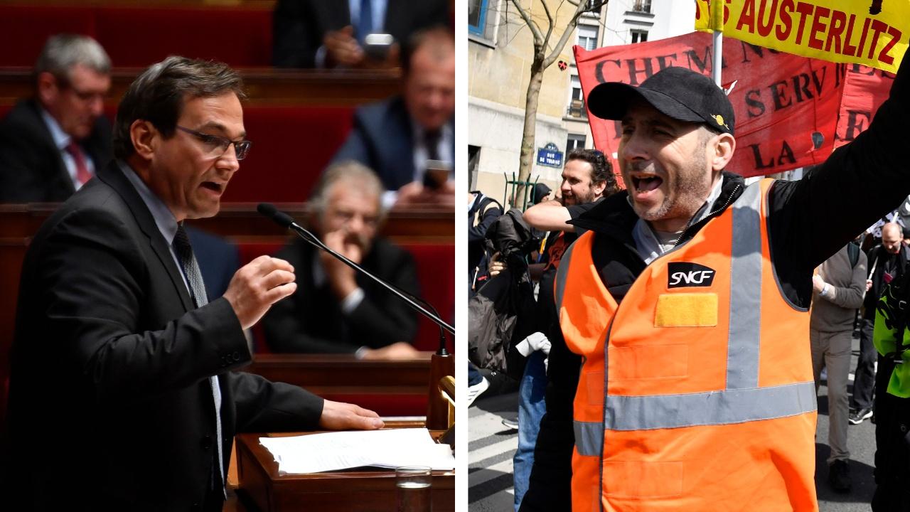 Нижняя палата парламента Франции приняла противоречивую реформу ж/д-отрасли