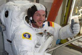 Немецкий астронавт готовится стать вторым европейским командиром экипажа МКС