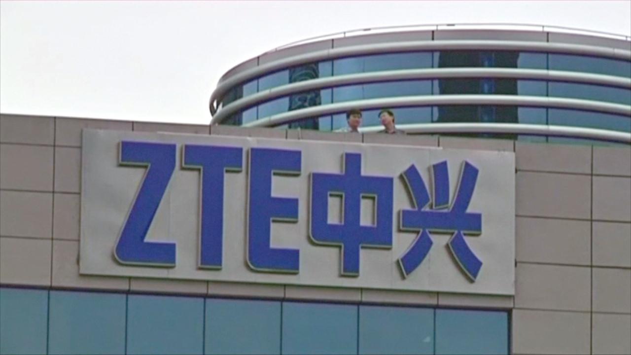 Американским компаниям запретили поставлять компоненты для ZTE