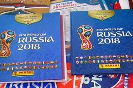 В Перу изъяли 20 000 поддельных альбомов World Cup Panini