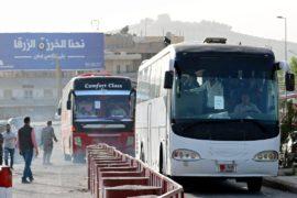Более 500 беженцев возвращаются в Сирию из Ливана