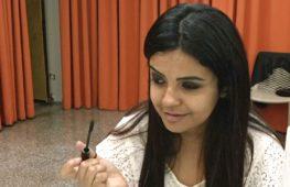 Курсы макияжа повышают самооценку слепых бразильянок