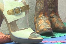 Ботинки и сумки из рыбьей кожи: в Мексике нашли применение отходам