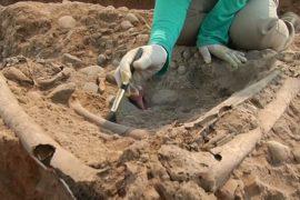 В Перу обнаружили останки людей, живших 1300 лет назад