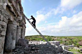 Фрески доколумбова города Тулум защитят от разрушения