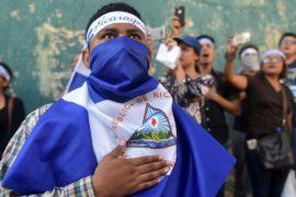 Протесты в Никарагуа: люди требуют компенсаций за погибших и отставки президента