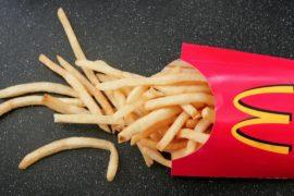 McDonald's в России переходит только на российский картофель фри