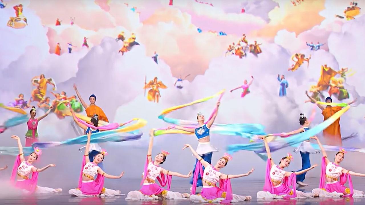 Shen Yun заряжает зрителей позитивной энергией