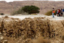 Фатальная экскурсия: у Мёртвого моря паводком смыло школьников
