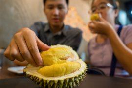 В Таиланде поспел дуриан – плод со специфичным запахом