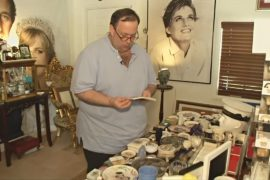 Американец превратил свой дом в музей принцессы Дианы