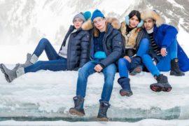 Зимняя брендовая одежда в онлайн-магазине